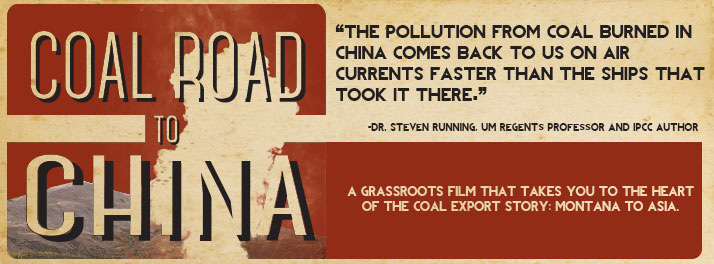 Coal Road to China